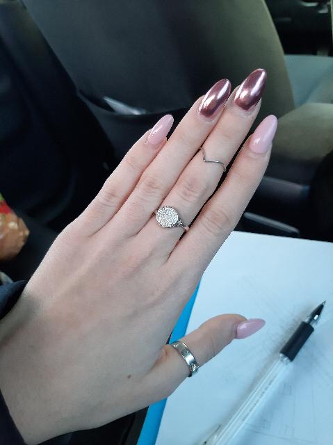Кольцо для фаланги