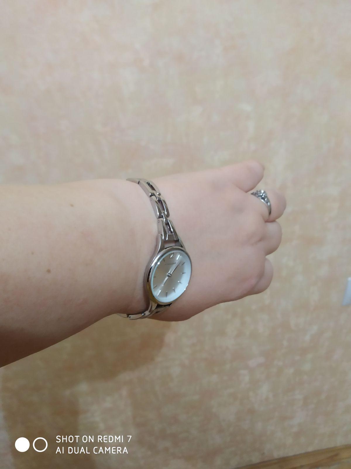 Часики красивые и стильные