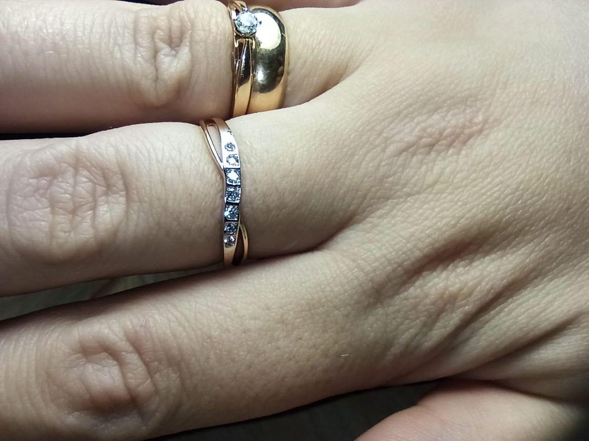 Повседневное кольцо