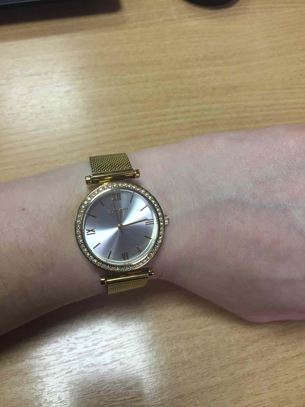 Просто красивые часы