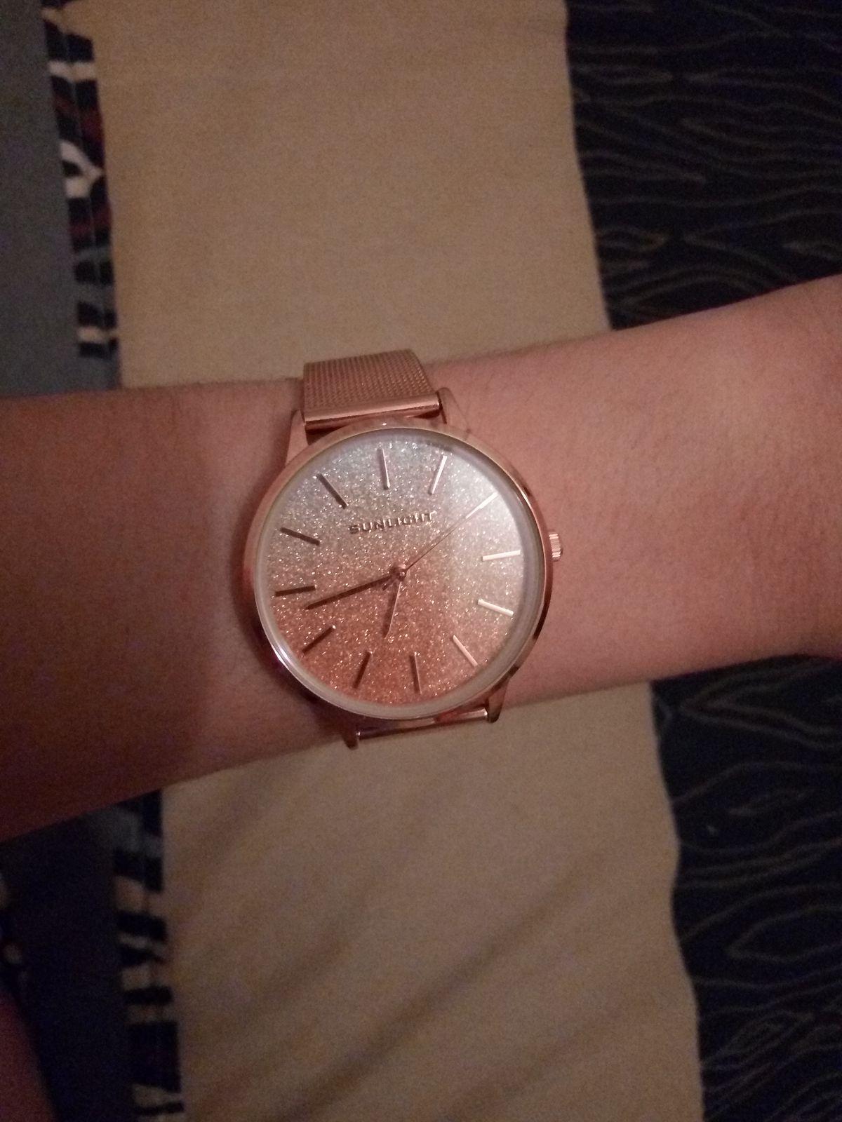 Часы потрясающие!
