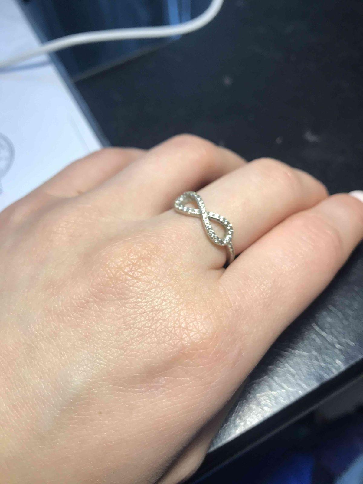 Супер кольцо , очень символично