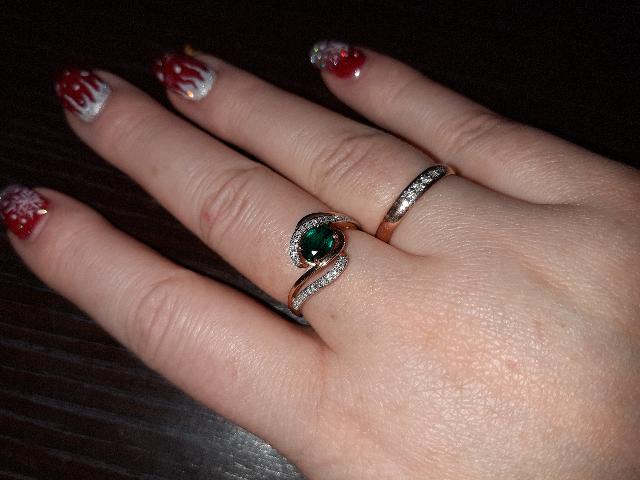 Мегакрутое кольцо!