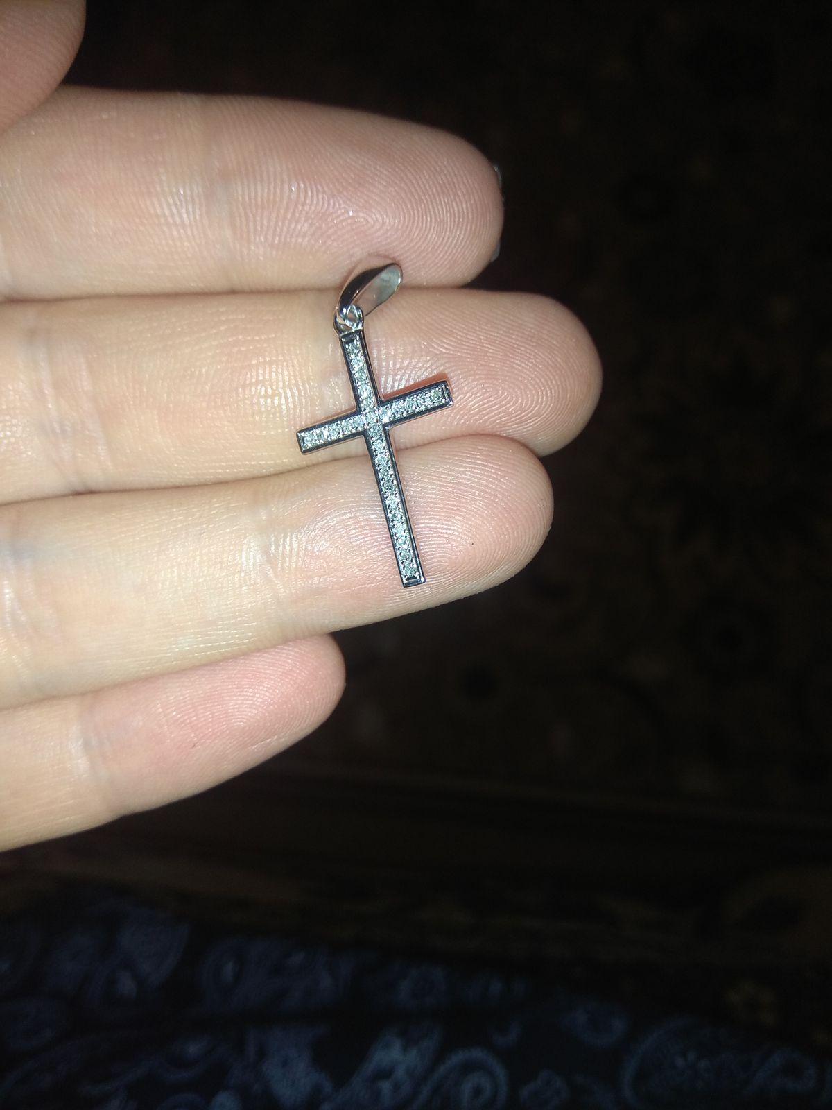 Отличный крестик