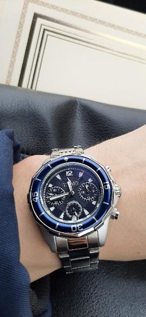 Отзыв на классные часы, которые мне очень понравились, очень броские