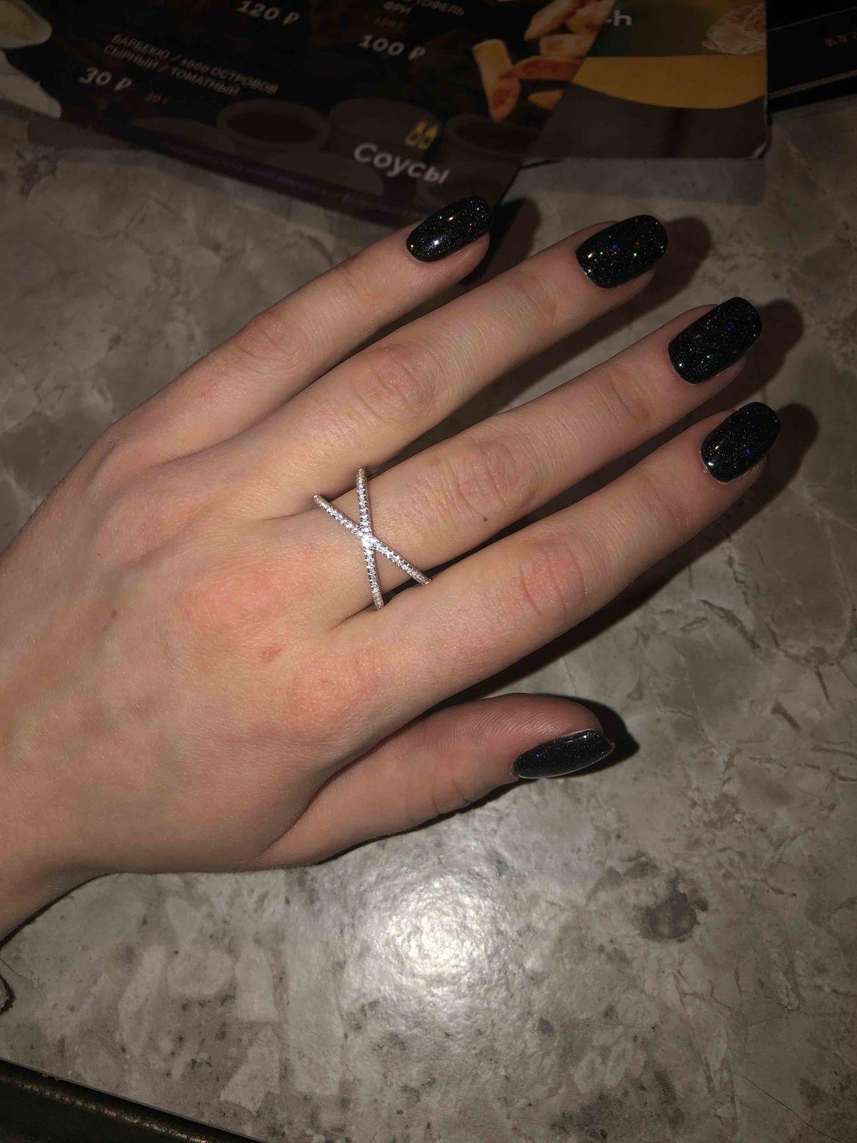 Крутое кольцо 😍