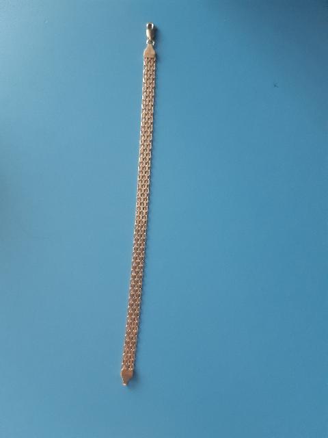 Золотой браслетик