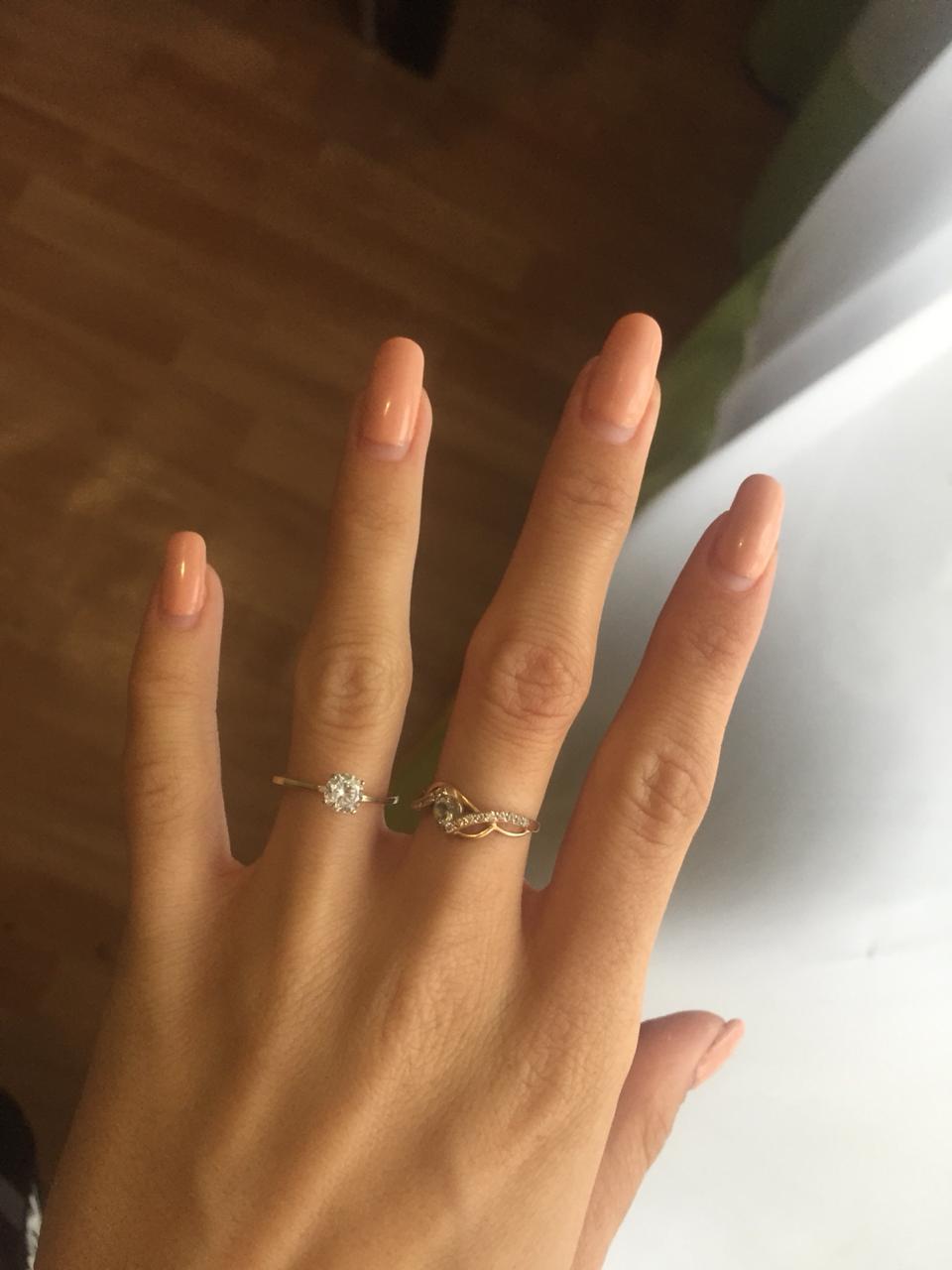 Очень качественное и красивое кольцо!