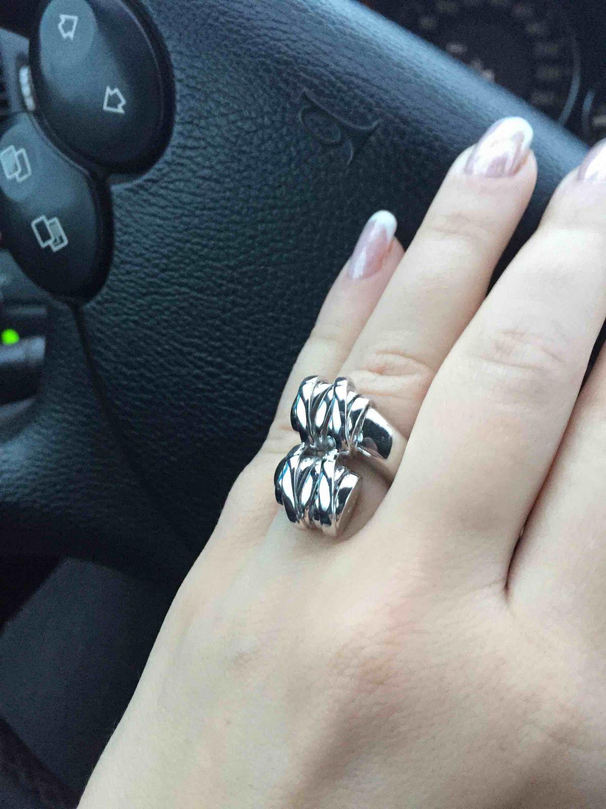 Кольцо не для робких