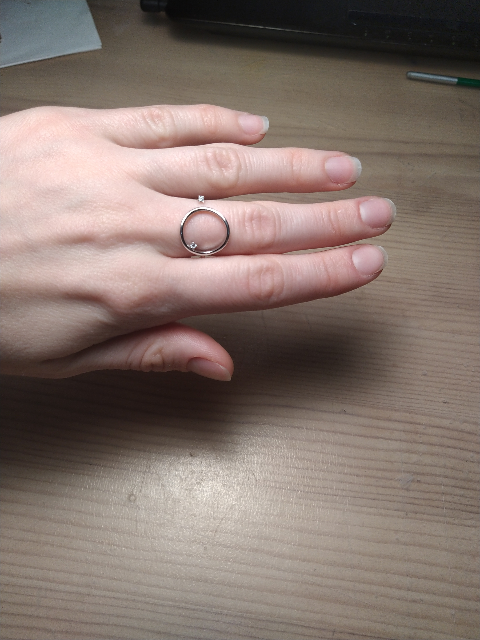 Кольцо классное просто!)