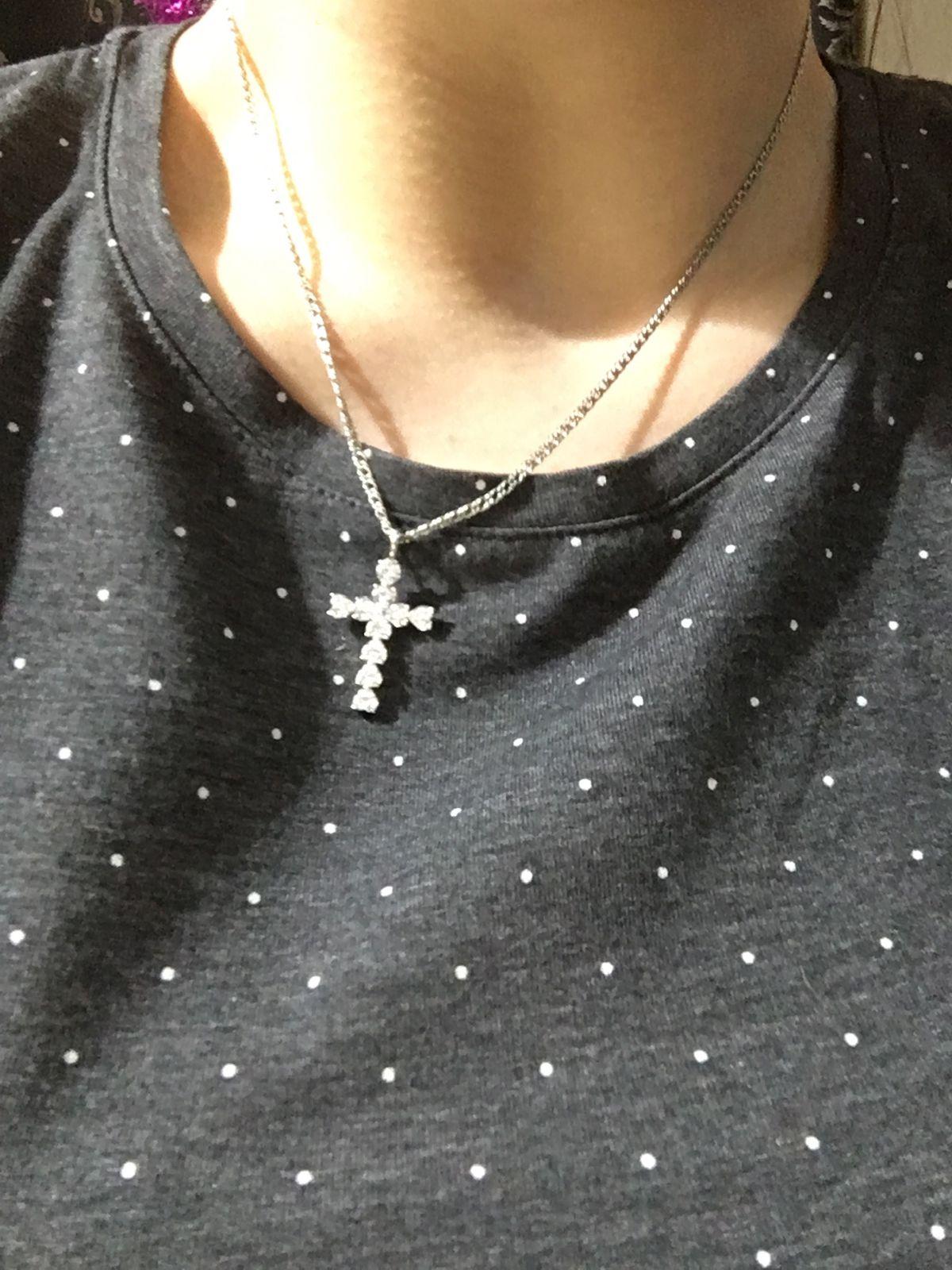 Крестик шикарный