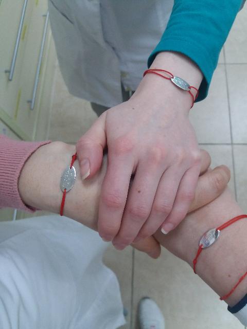 Мои девчули довольны)))