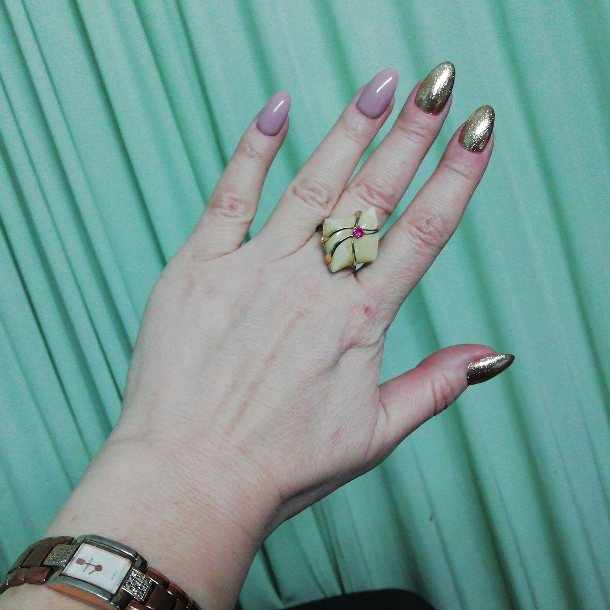 Великолепное кольцо 💍