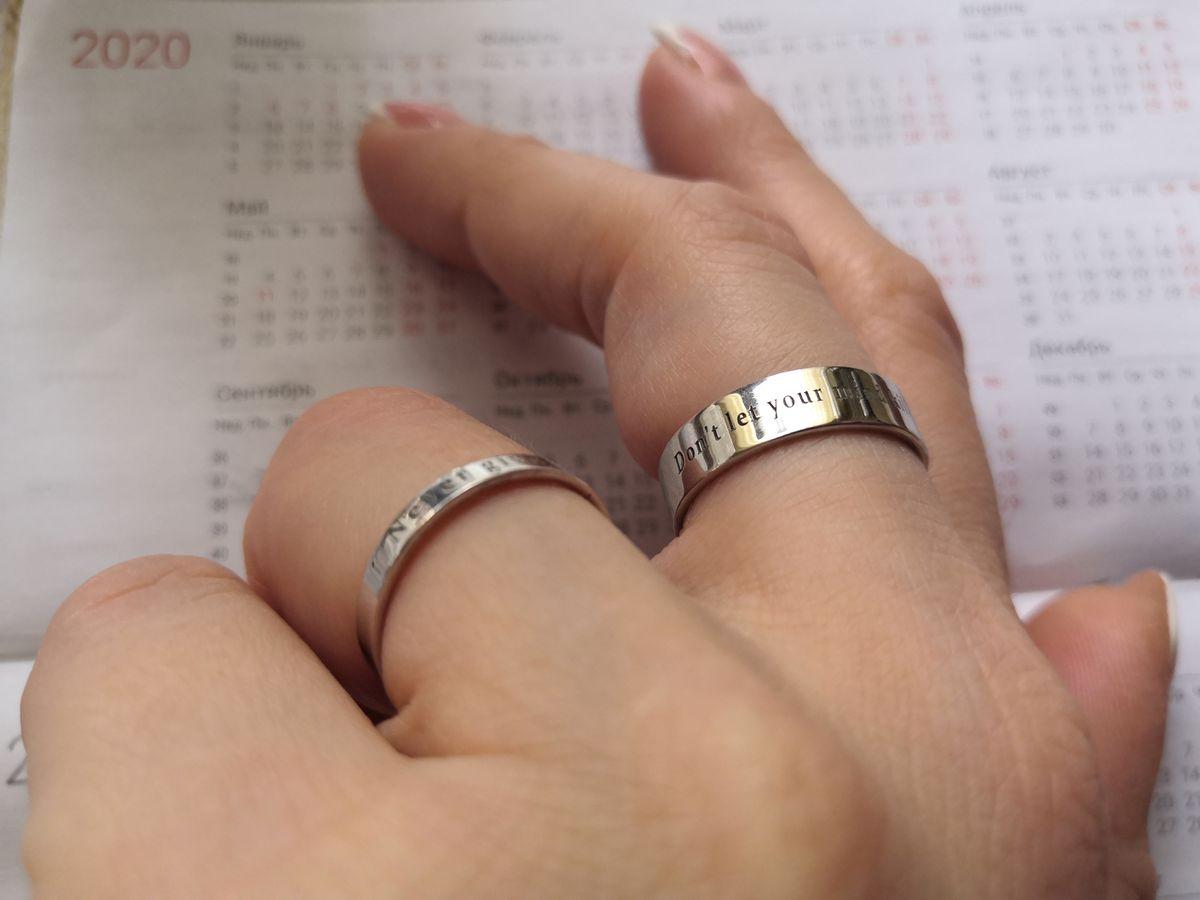 CONCEPT кольцо 18 размер