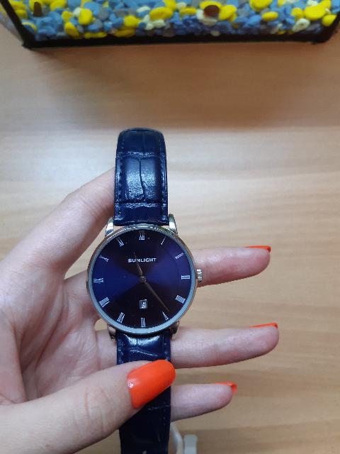 Симпатичные часы