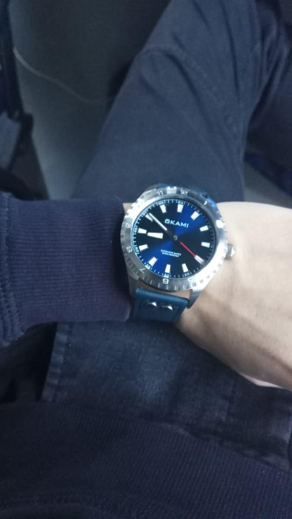 Крутые часы в подарок самое то