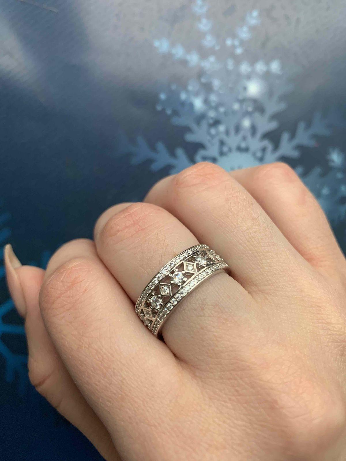 Очень красивое кольцо!!!