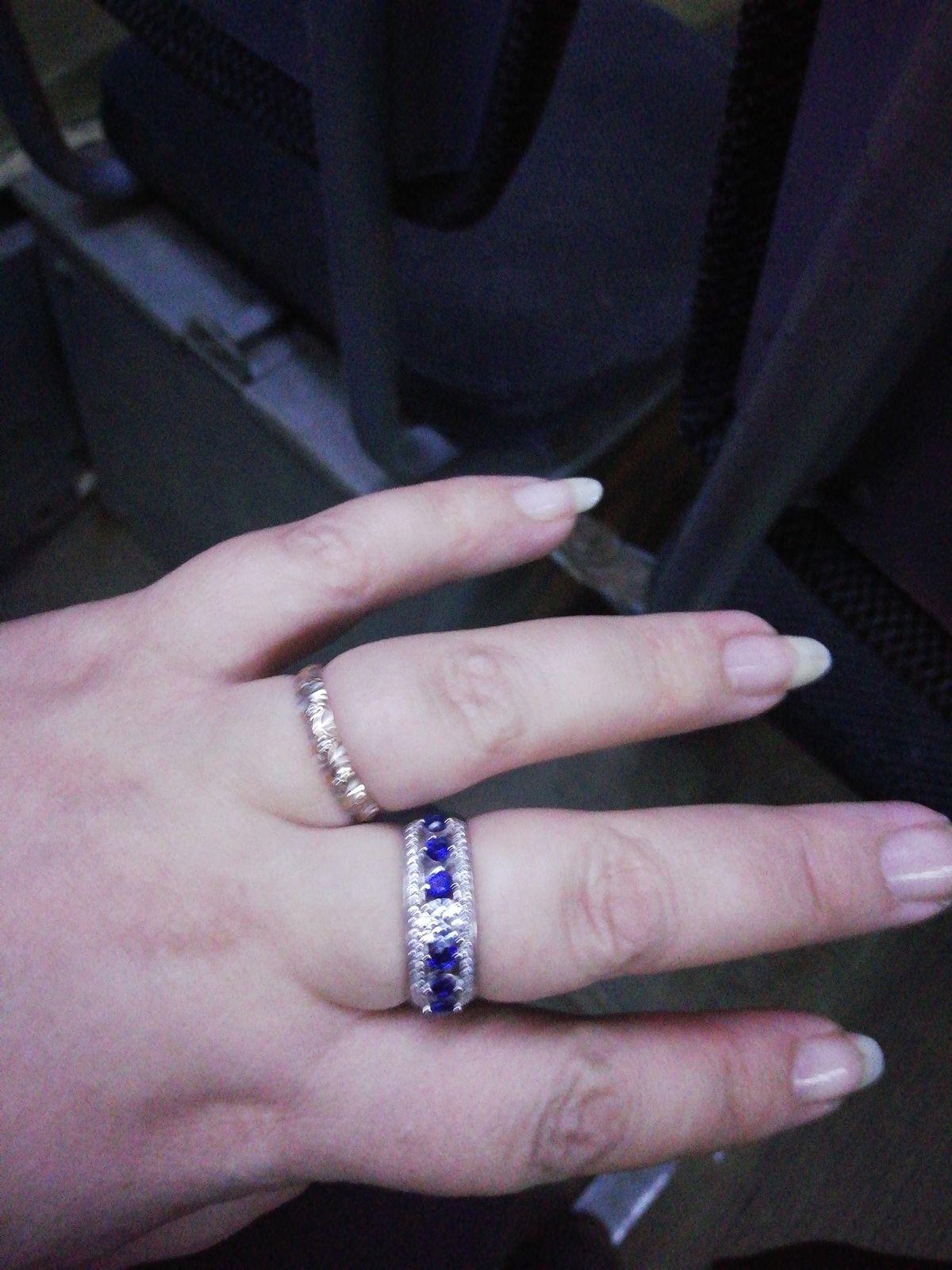 Замена кольца