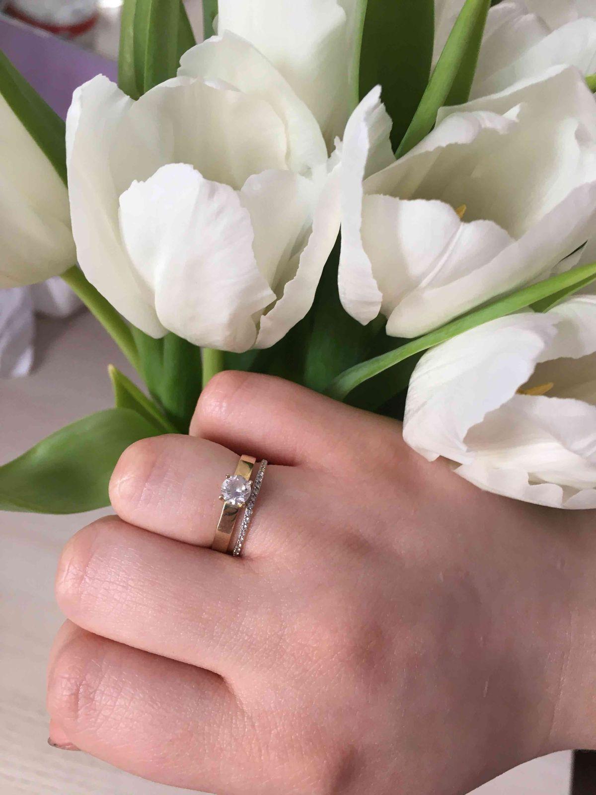 Долго не могла найти подобное кольцо.