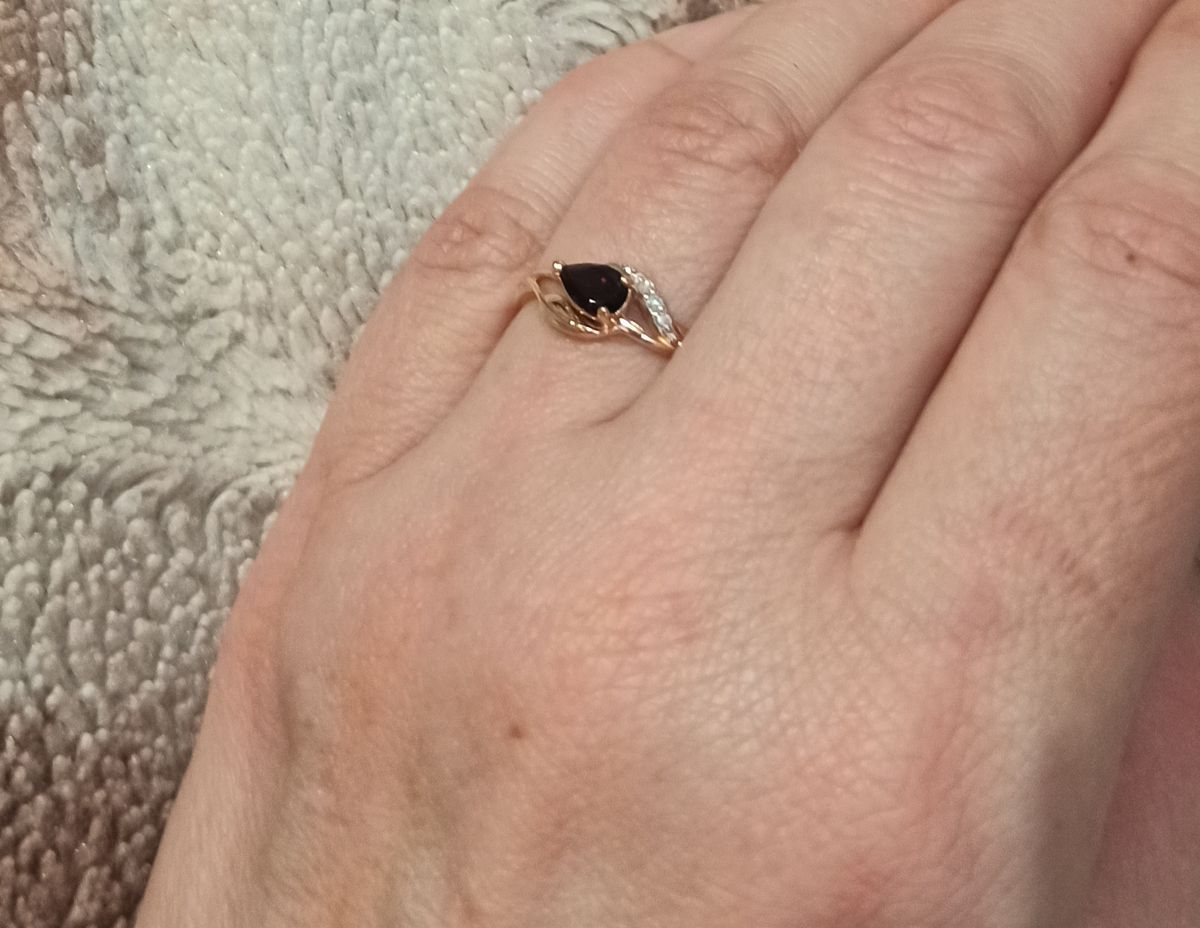 Безупречное украшение моего пальца
