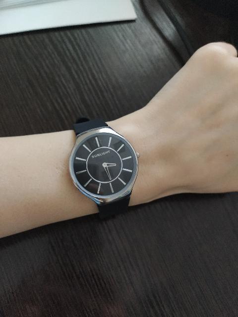 Часы очень понравились.