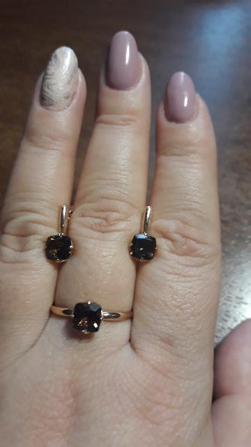 Кольцо очень красивое!!!