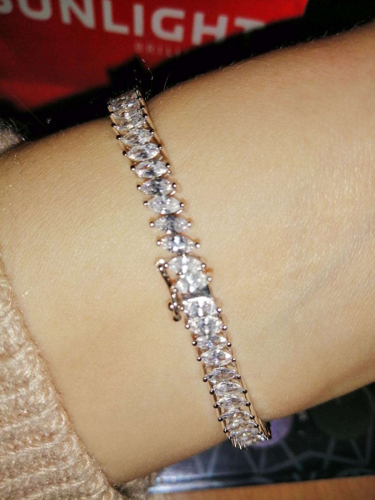 Красивый изящный браслет