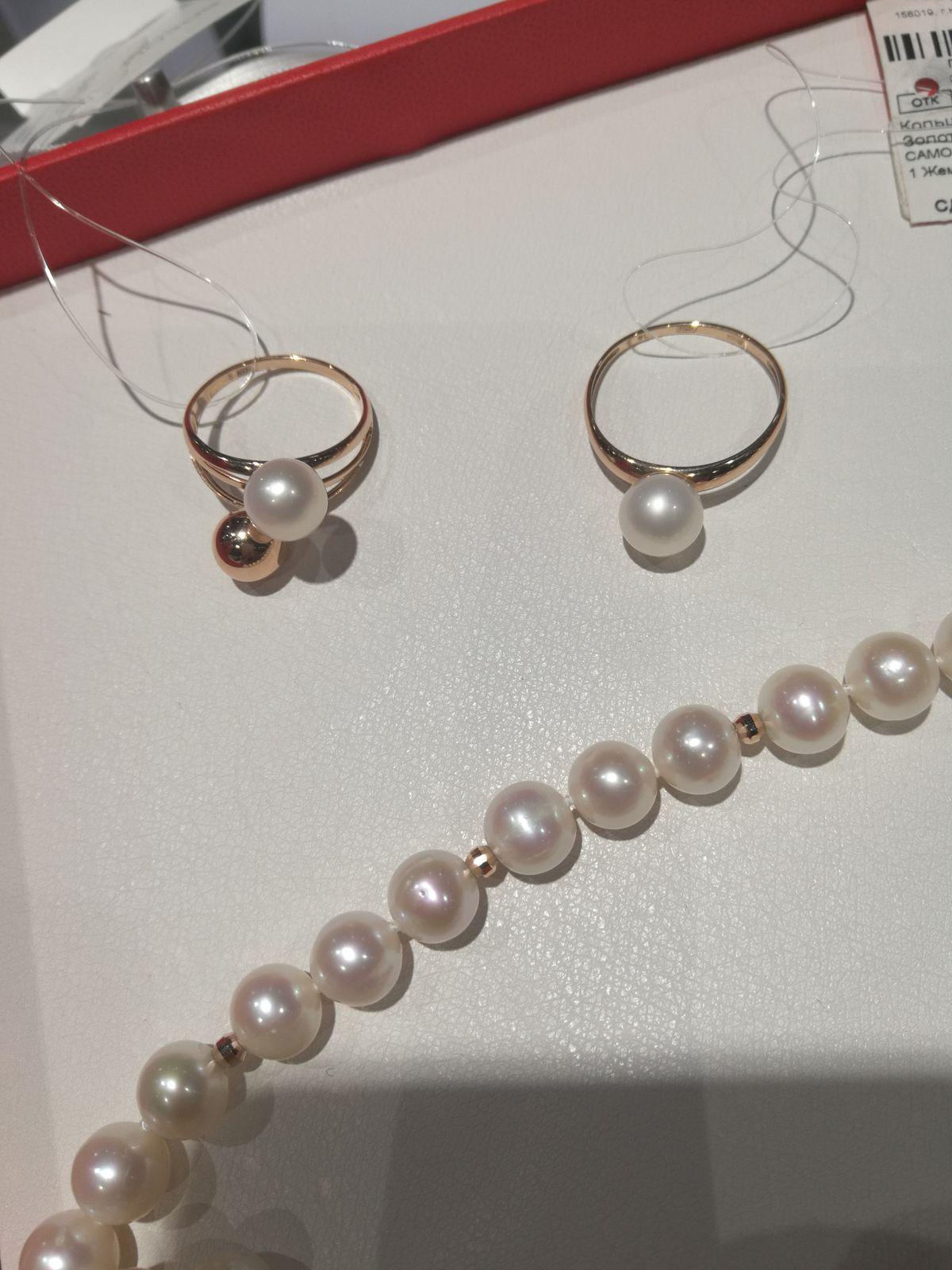 Купила на 8 марта себе подарок и не удержалась ещё серьги и кольцо!