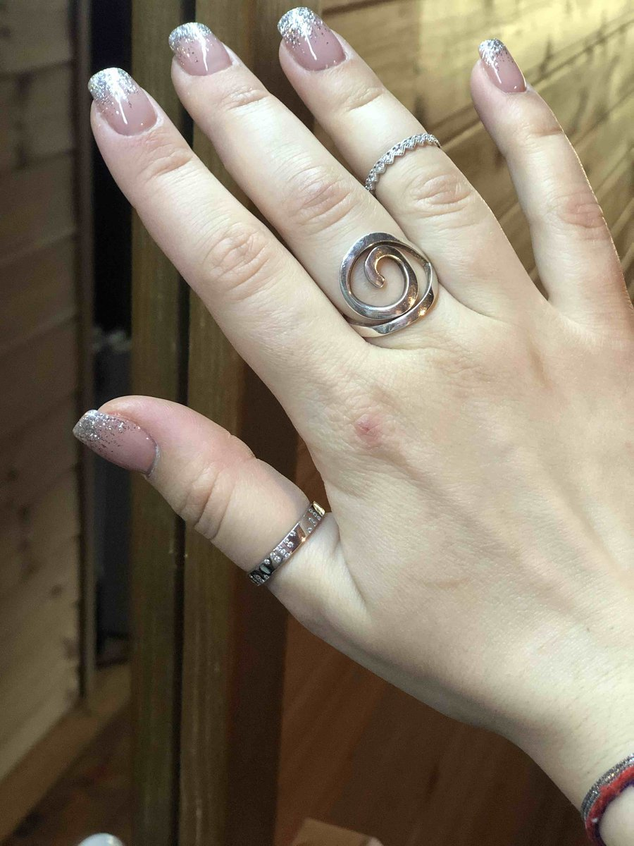 Интересное кольцо!