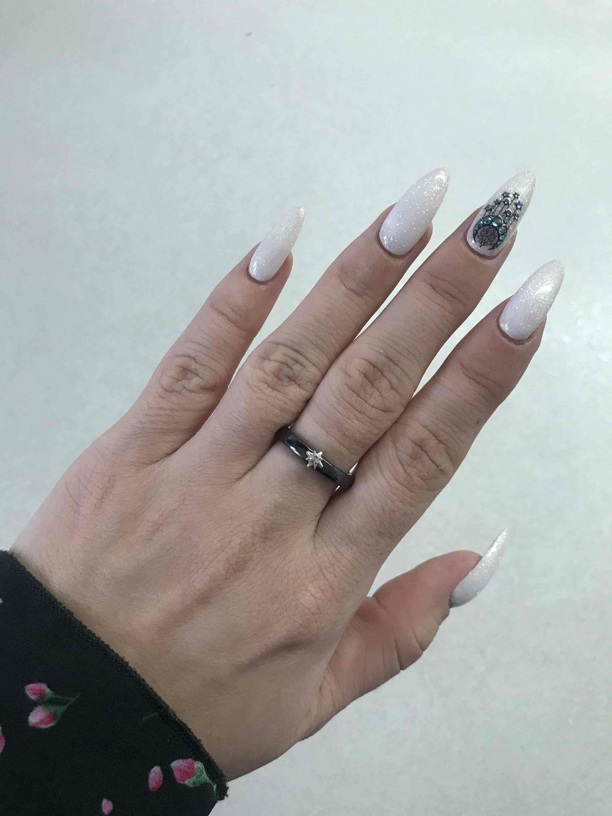Хлрошее кольцо)
