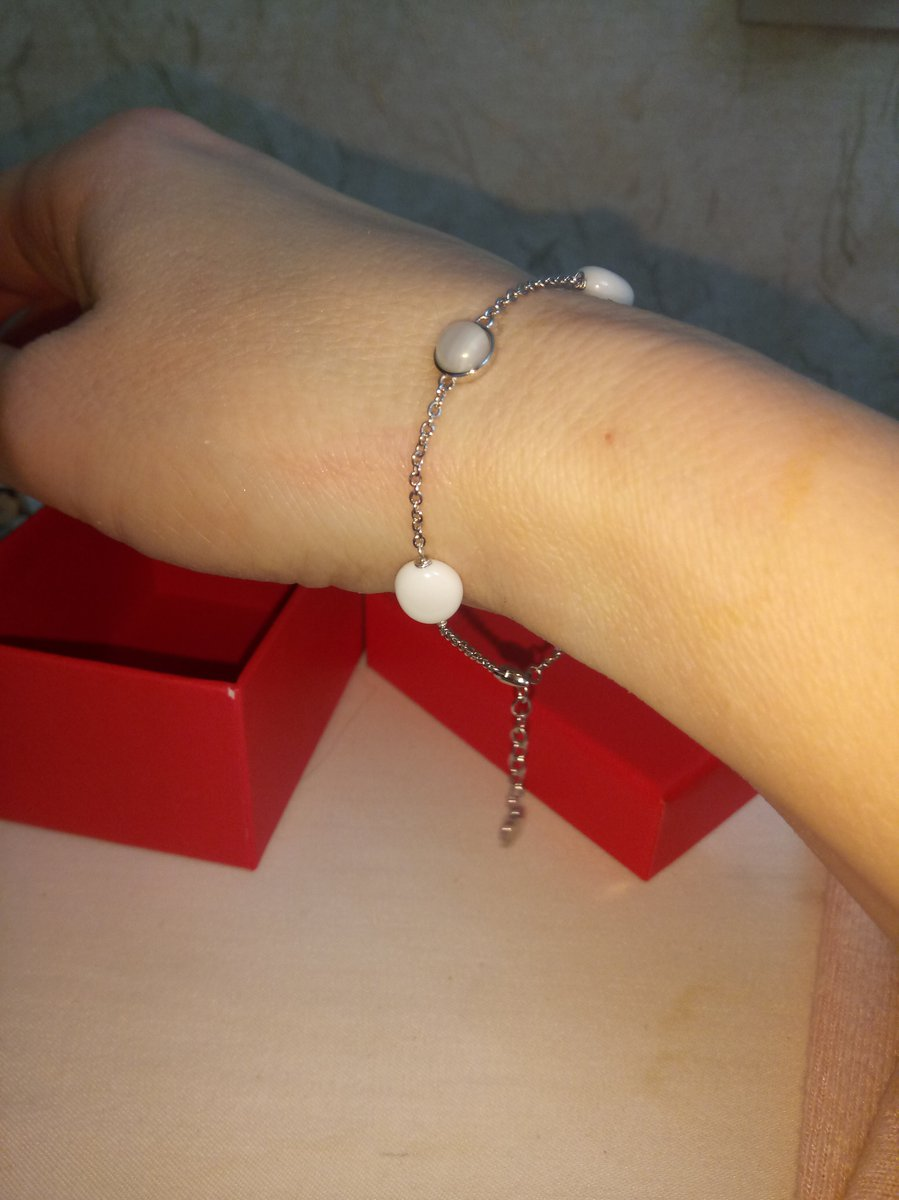 Романтичный браслет