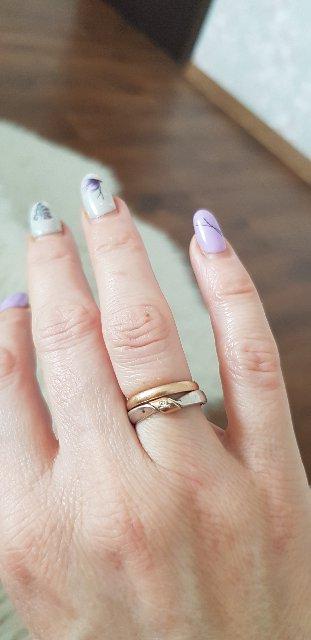Обалденная упаковка, доставка в дом, отличное кольцо!