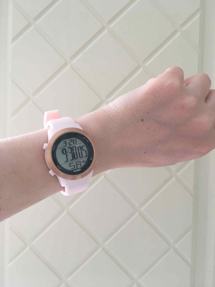 Часы в спортивном стиле👌🏻