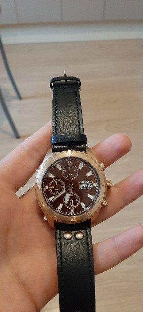 Шикарные часы для настоящего мужчины!