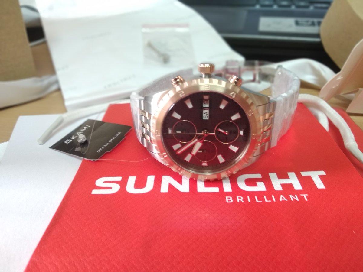 Купил себе часы
