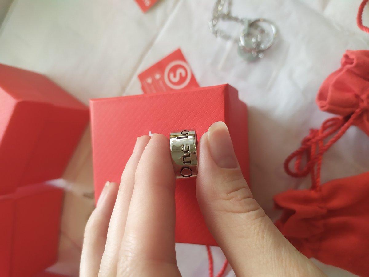 Широкое кольцо