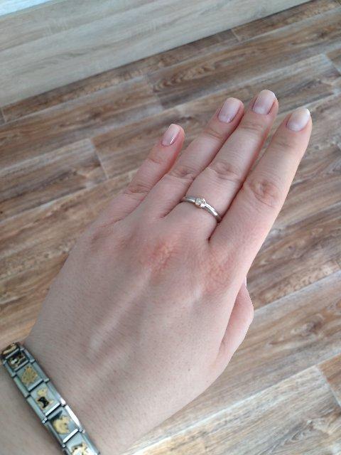 Кольцо, которое выглядит раз в 5 дороже своей цены