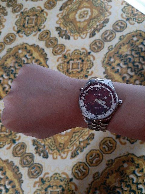 Отличные часы.