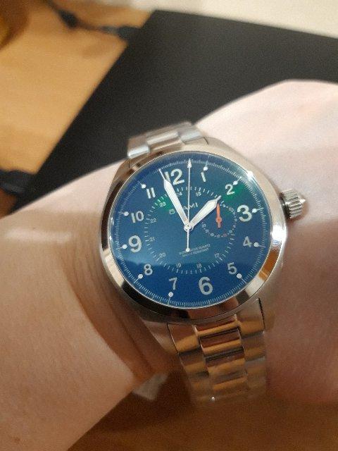 Часы на подарок сыну