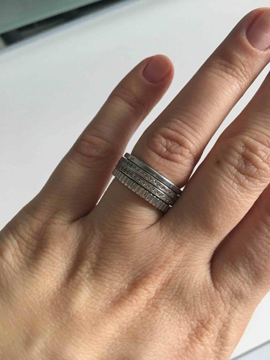 Крутящееся кольцо