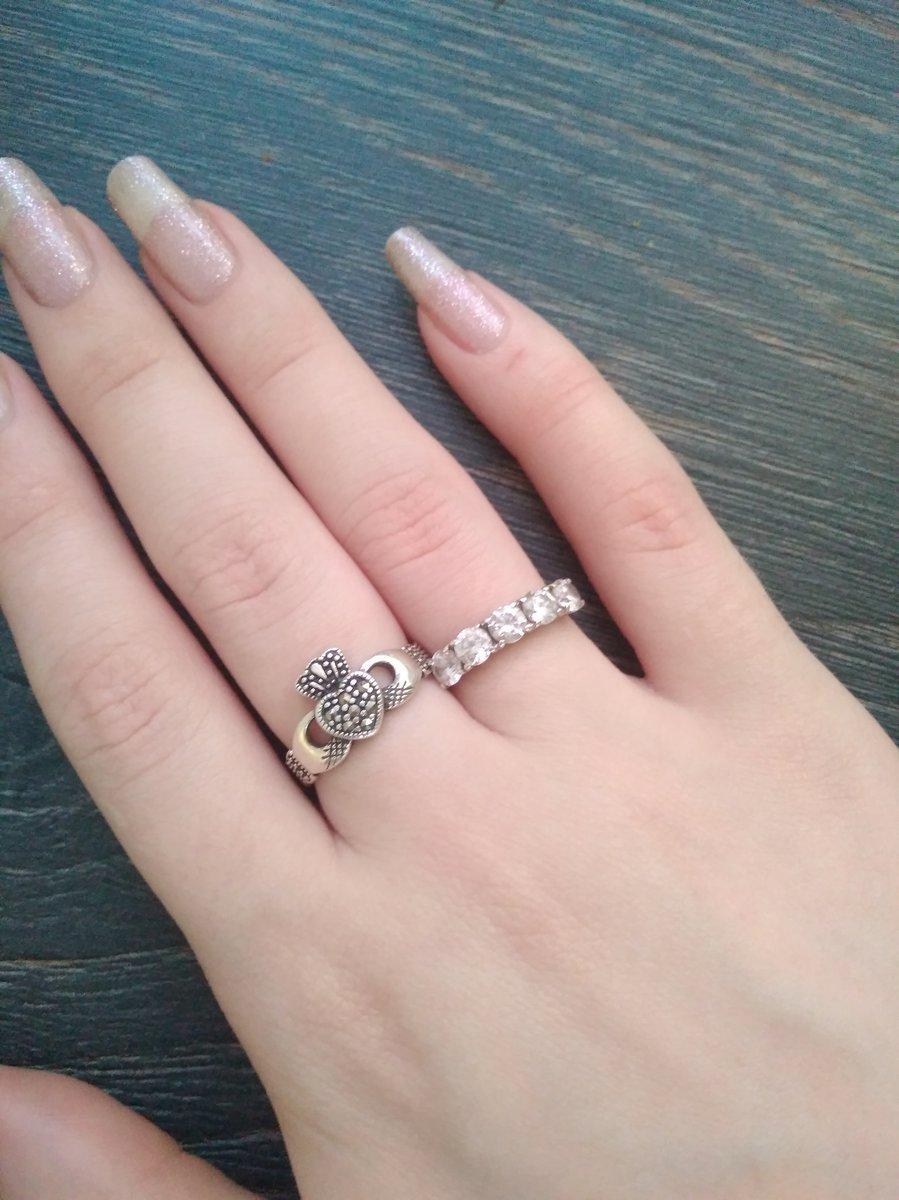 Самое удобное изящное кольцо