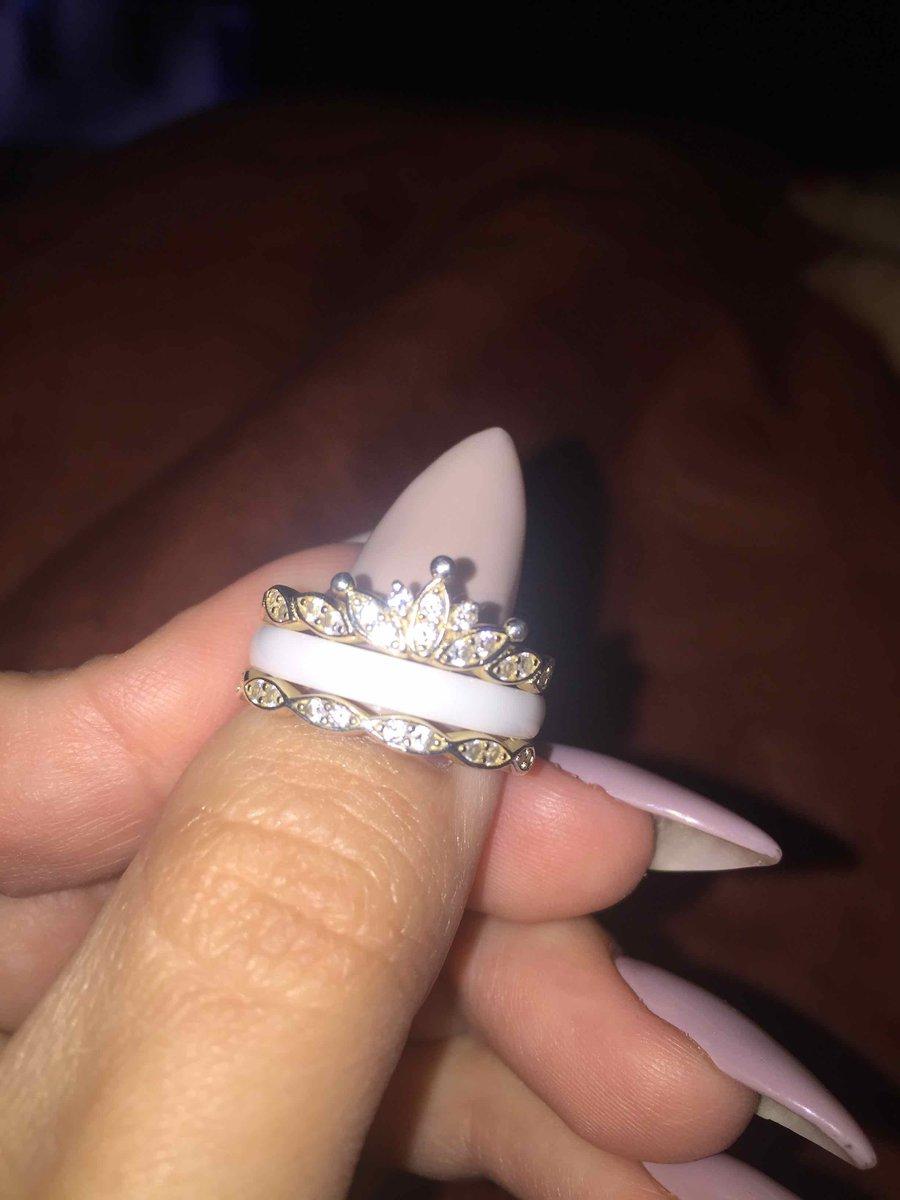 Кольцо просто бесподобное!
