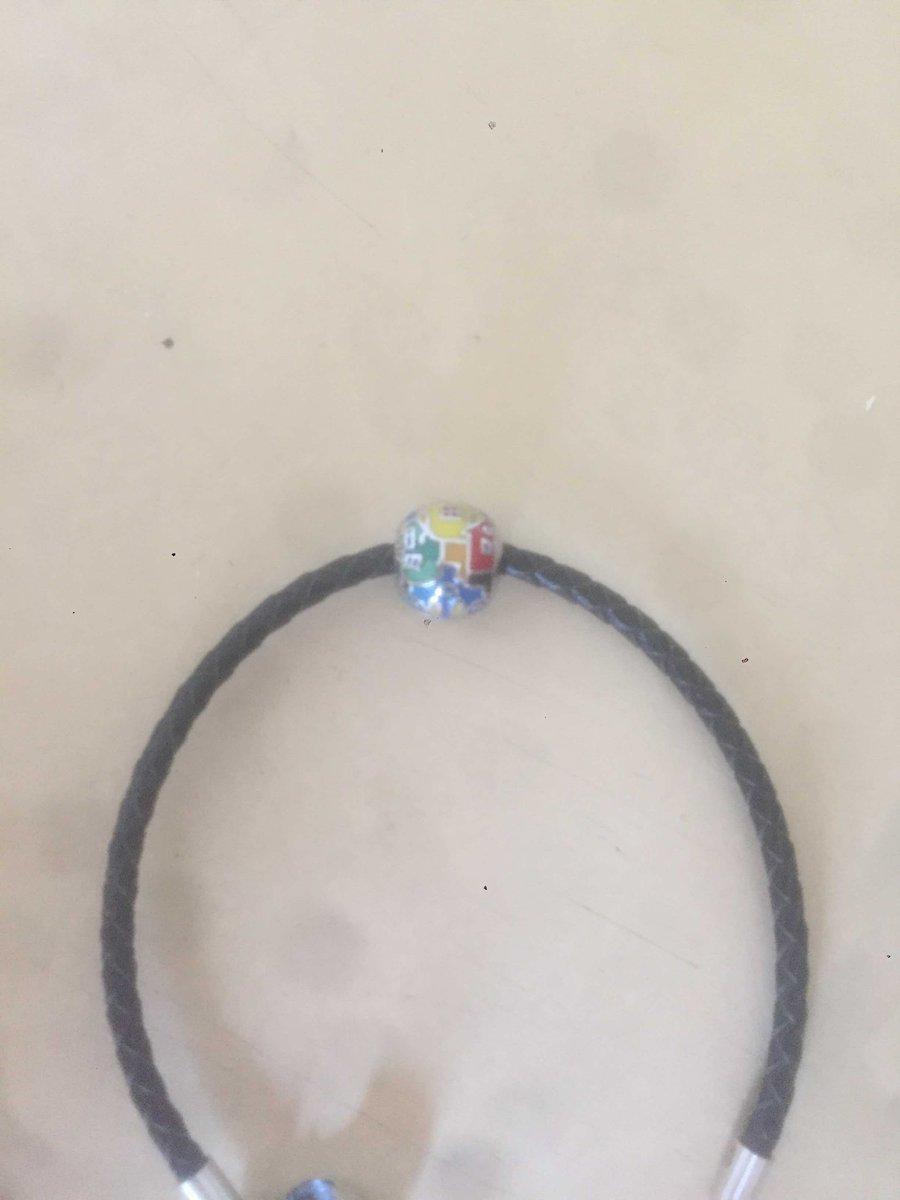 Шармик на мой браслет