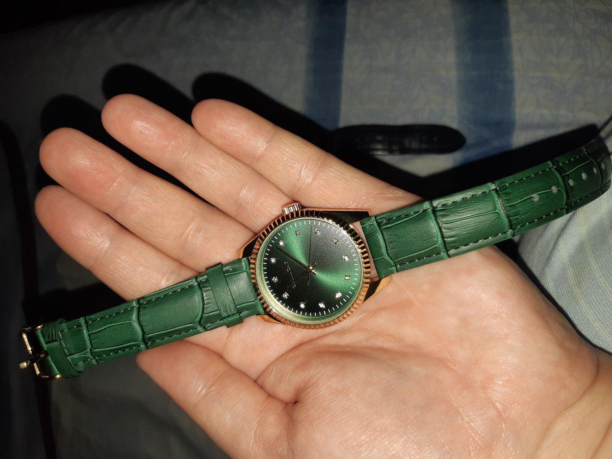 Давно хотела эти часы!!!