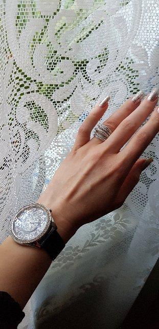 Серебряное кольцо 💍с фианитами.