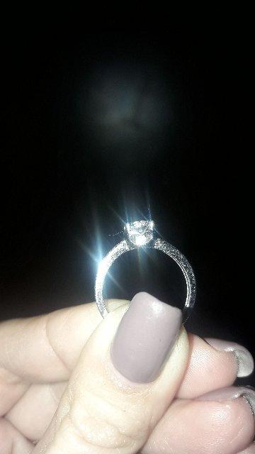 Кольцо необыкновенной красоты