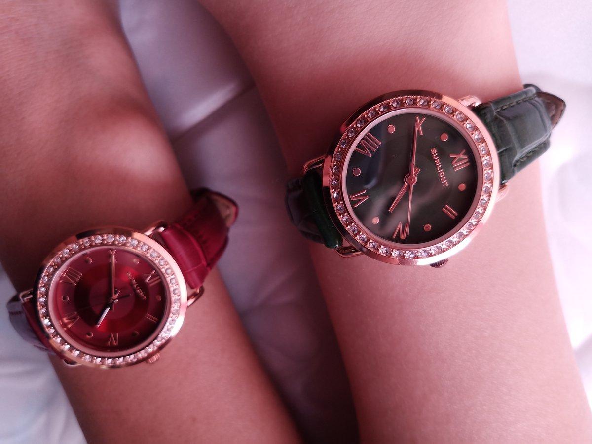Уже вторые такие часы:)