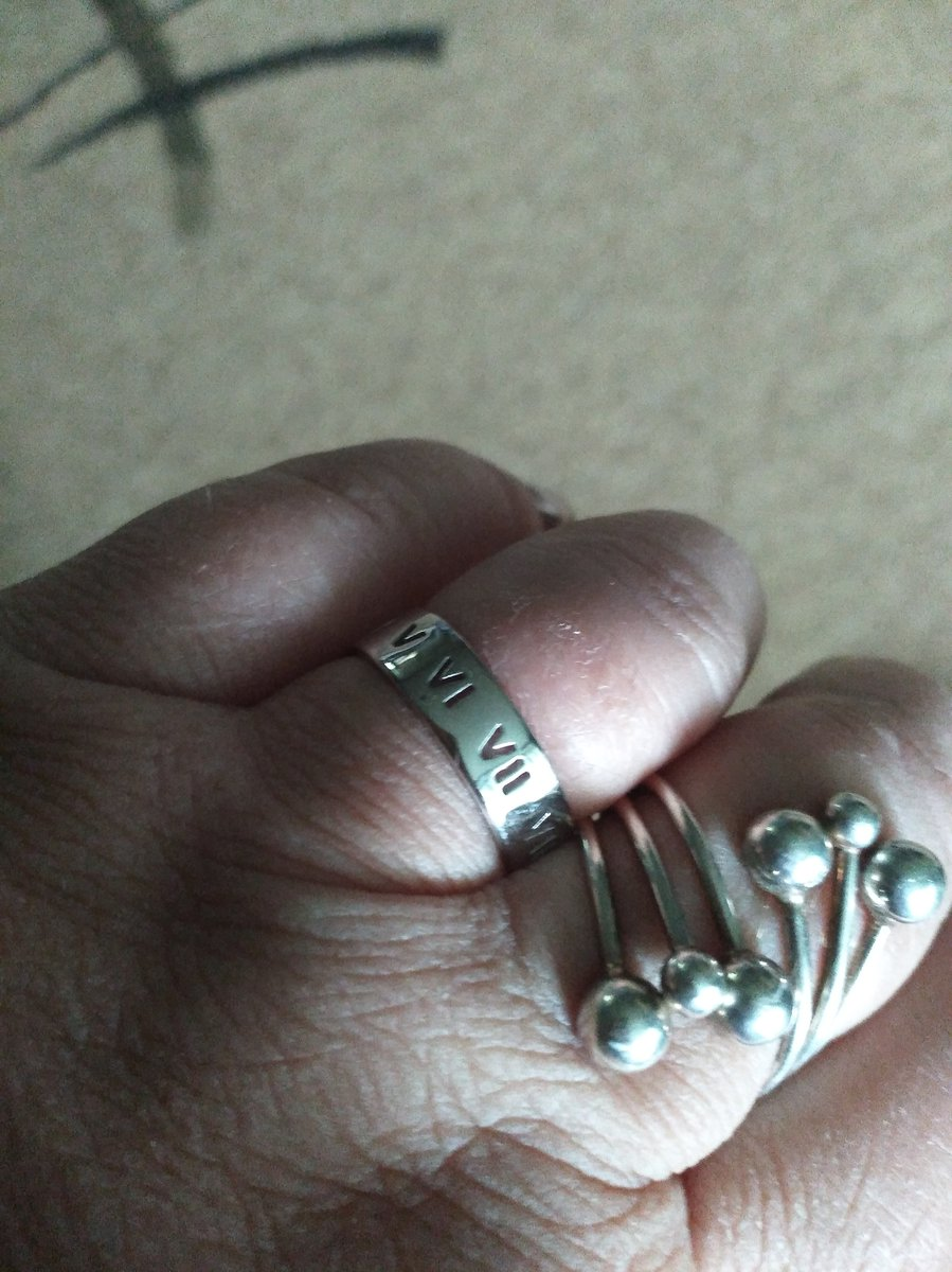 Кольца для меня!