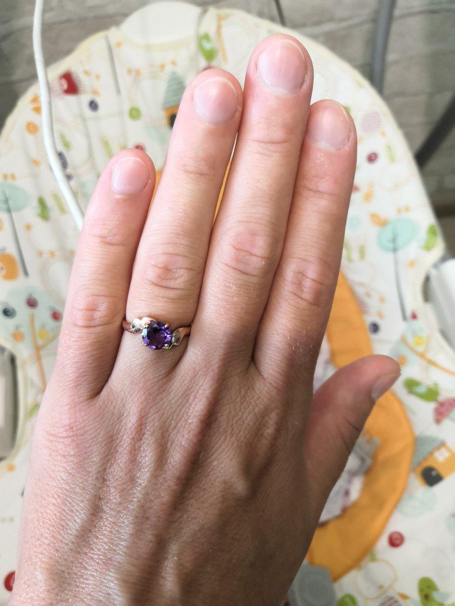 Симпатичное кольцо, мне понравилось