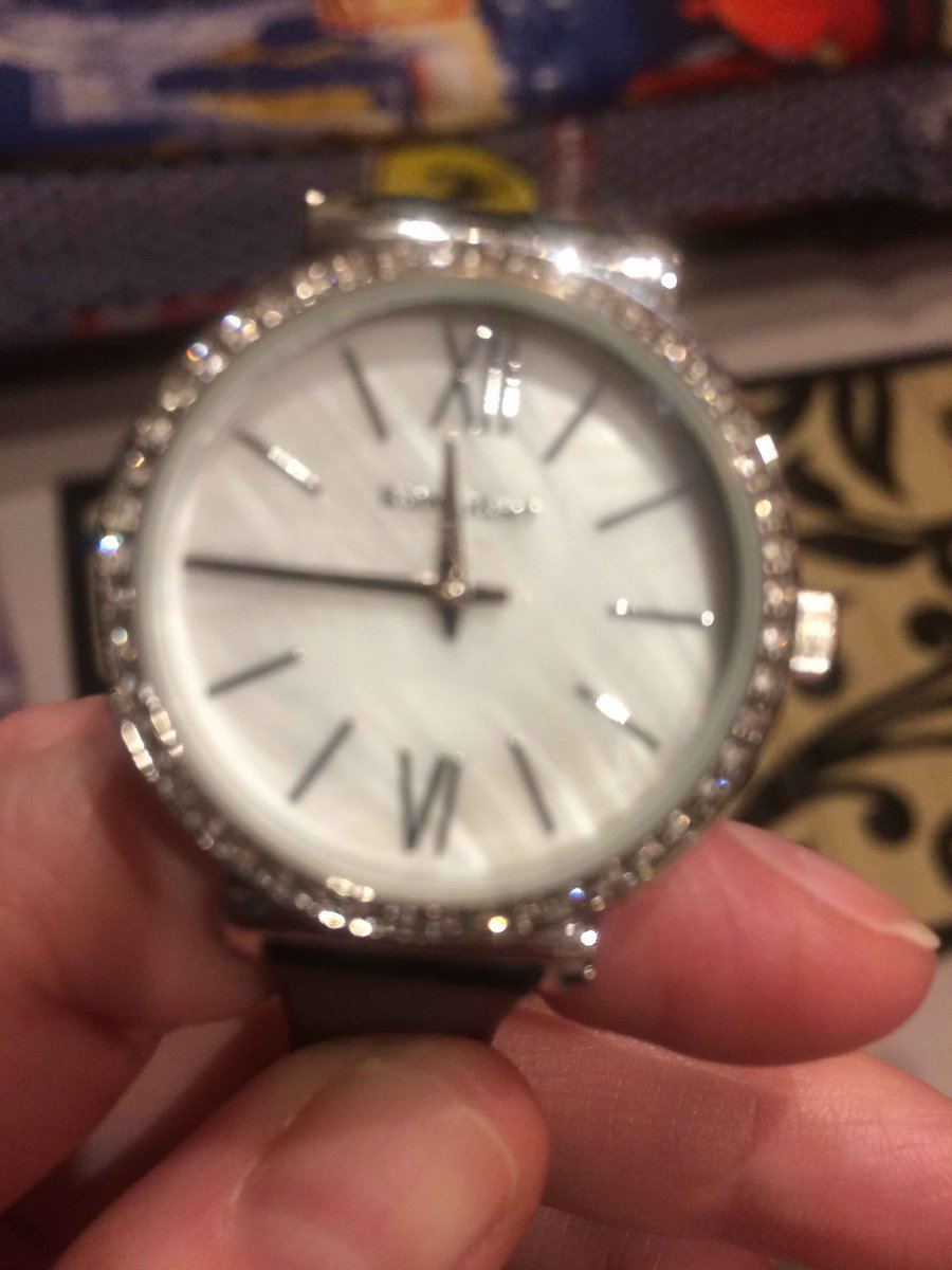 Часы серебрянные!